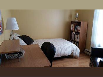 EasyRoommate CA - Chambre ensoleillée, propre et confortable - Les Rivières, Québec City - $400