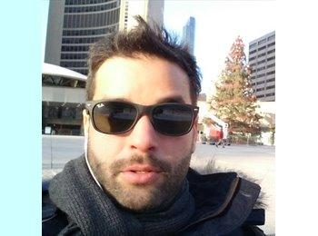 EasyRoommate CA - Rodrigo - 28 - Toronto