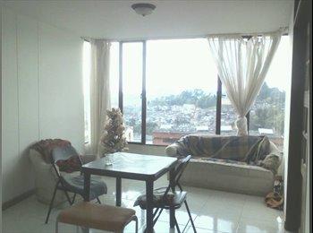 Alquilo Habitación en Apartamento, Barrio Palermo
