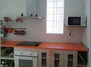 Habitac grande con posib garaje en Bravo Murillo
