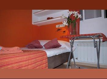 Habitacion Naranja
