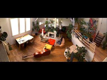 Appartager FR - 2 chambres disponibles dans une grande coloc - 11ème Arrondissement, Paris - Ile De France - €550