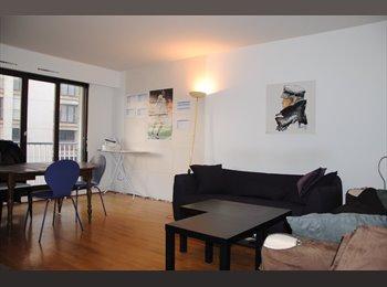Appartager FR - Nous recherchons un colocataire pour AVRIL - 19ème Arrondissement, Paris - Ile De France - €700
