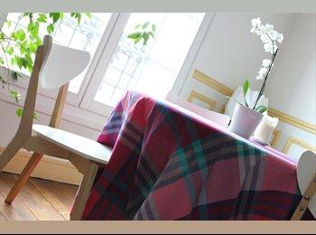 Appartager FR - chambre dans appartement spacieux proche Cité U - 14ème Arrondissement, Paris - Ile De France - €630