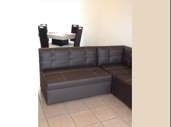 Furnished Room for TEC/ITESM students 5 minutes