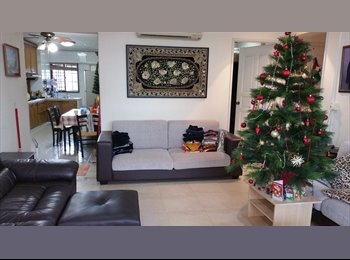 a common room available at Ang Mo Kio Ave 3