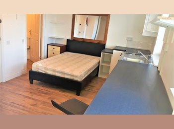 Central Double Bed Room with En-Suite+Own Kitchen