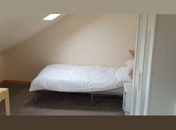 Twin bedroom - Kidlington - With Host family