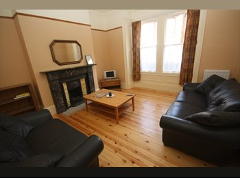 Rooms available in professional house.