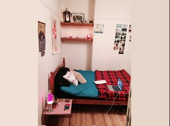 EasyRoommate UK - Large, Beautiful Room in Large House on Lewes Rd. - Brighton, Brighton and Hove - £430