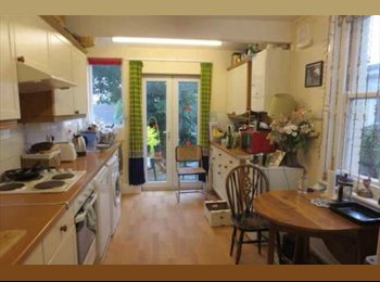 EasyRoommate UK - room available, great house, need someone asap!! - Brighton and Hove, Brighton and Hove - £455