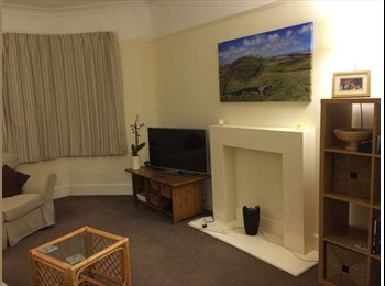 EasyRoommate UK - Single Room Available Immediately - Meads Area - Eastbourne, Eastbourne - £400