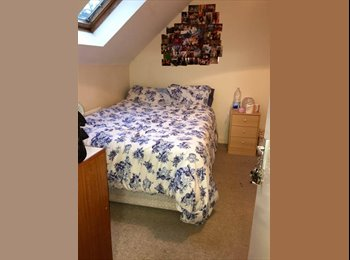 Double room on Cowley Road