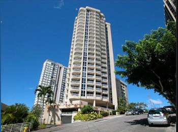 EasyRoommate US -  Available now!! luxury 1bdrm in 2bdrm/2bath - Oahu, Oahu - $1150