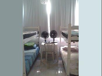 EasyQuarto BR - Hospedagem em Salvador, fixa e temporada. - Cidade Alta, Salvador - R$400