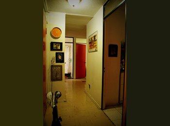 Comparto departamento remodelado en Villa Portales