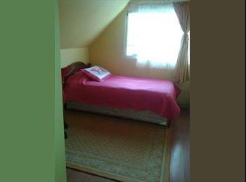 Arriendo comodas habitaciones