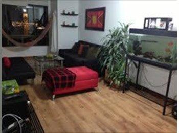 Comparto apartamento  en Chapinero Alto