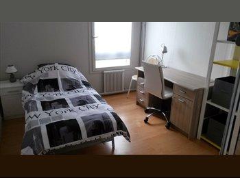 Appartager FR - Loue chambre étudiant à Auxerre - Auxerre, Auxerre - €220