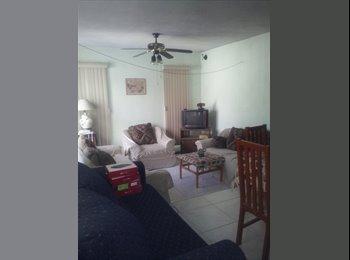 CompartoDepa MX - cuartos amueblados y equipados con todas las comodidades compartiendo bonita casa - San Nicolás de los Garza, Monterrey - MX$3000