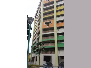 2 common rooms available for rent at Tampines