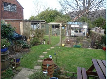 EasyRoommate UK - Lovely double room with use of own living room - Norton Lees, Sheffield - £380