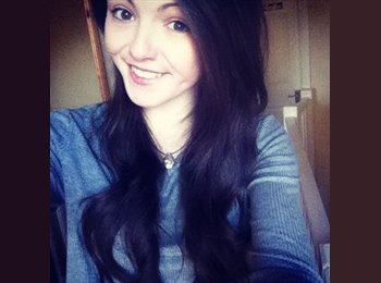 EasyRoommate UK - Amy - 18 - Sheffield