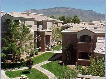 EasyRoommate US - Luxury Living At Its Best!  Available Room Now. - North East Quadrant, Albuquerque - $450