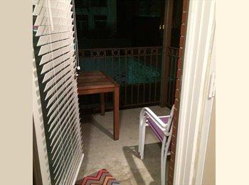 Room , private bath- unfurnished