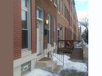 EasyRoommate US - Downtown Living, High End Amenities - Eastern, Baltimore - $800