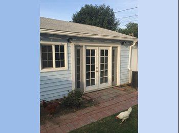 Studio Back House $1250.00- includes utilities