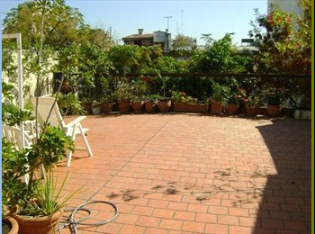 CompartoDepto AR - SUN,TERRACE,,SECURE AND RESIDENTIAL,GOOD WAVE - Villa Crespo, Capital Federal - AR$3900