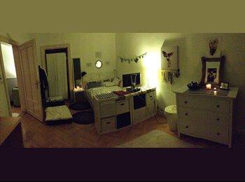 19m² Zimmer in 75m² Wohnung in der Neustadt