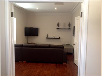 EasyRoommate AU - Easy going, low maintenance roommate wanted - Gilberton, Adelaide - $150