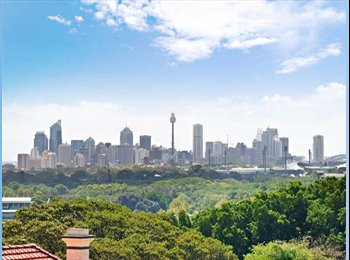 EasyRoommate AU - Amazing flat with incredible views. MUST SEE - Randwick, Sydney - $250