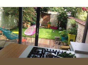Appartager BE - jolie maison cherche nouvel agréable habitant!! - Uccle-Ukkel, Bruxelles-Brussel - €480