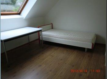 Appartager BE - Tres bellle grande chambre-studio meublée - Louvain-la-Neuve, Louvain-la-Neuve - €420