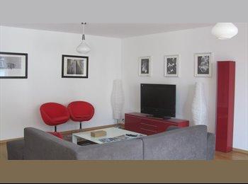 Appartager BE - Bright, spacious room in EU Quarter - Etterbeek, Bruxelles-Brussel - €580