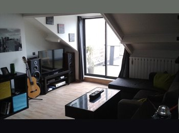 Appartager BE - room to rent for short term - Saint Gilles Sint Gillis, Bruxelles-Brussel - €400