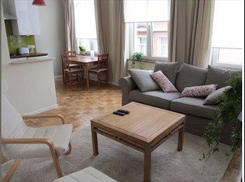 Appartager BE - Superbe appartement entièrement rénové - Bruxelles-Brussel, Bruxelles-Brussel - €890