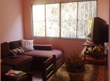 EasyQuarto BR - Dividir Apartamento em Barueri (Quarto Individual) - Barueri, RM - Grande São Paulo - R$750