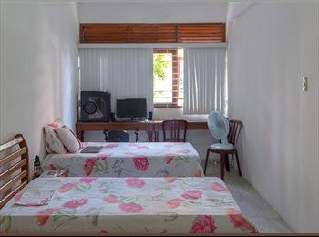 EasyQuarto BR - Pensionato Estudantil/ Hostel - Recife, Recife - R$1100