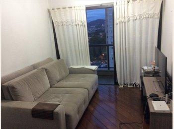 EasyQuarto BR - AP Alphaville - execelente localização - Barueri, RM - Grande São Paulo - R$1300