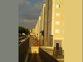 EasyQuarto BR - Dividir aluguel - Apartamento. - Jundiaí, RM Campinas - R$600