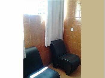 EasyQuarto BR - Apartamento Kitchenette no Papicu - Fortaleza, Fortaleza - R$920