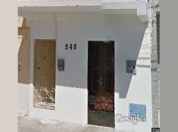 EasyQuarto BR - Casa para Estudantes Shopping Benfica - Outros, Fortaleza - R$350