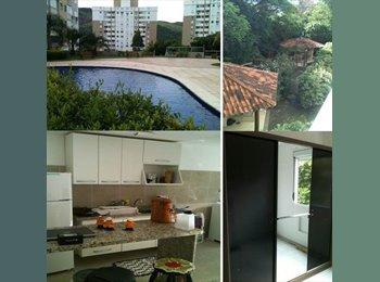 EasyQuarto BR - Quarto para estudante - Zona Leste, Porto Alegre - R$1000