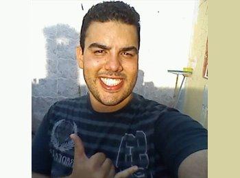 EasyQuarto BR - Guilherme - 21 - Macaé-Rio das Ostras