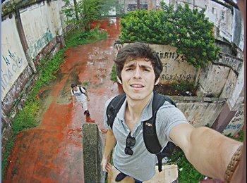 EasyQuarto BR - Gabriel - 19 - Curitiba
