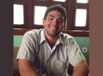 EasyQuarto BR - Gabriel  - 24 - São José dos Campos